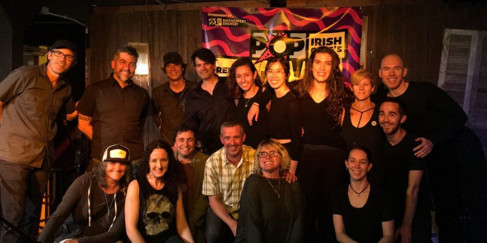 Renee & Irish Greg's Pop UP! Episode 22: The Welcome Matt, Jack Boulware, Amie Penwell