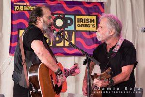 Renee & Irish Greg's Pop UP! Episode 24: Steve Earle & Bob Weir at Haight Street Art Center