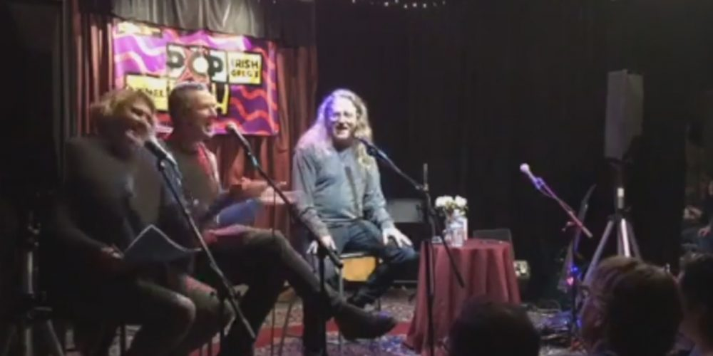 Renee & Irish Greg's Pop UP! Episode 25: Jimmy Dillon, Jay Blakesberg, The Quitters