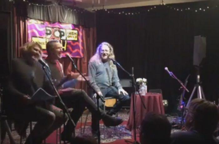 Renee & Irish Greg's Pop UP! Episode 25: Jimmy Dillon, Jay Blakesberg, The Quitters