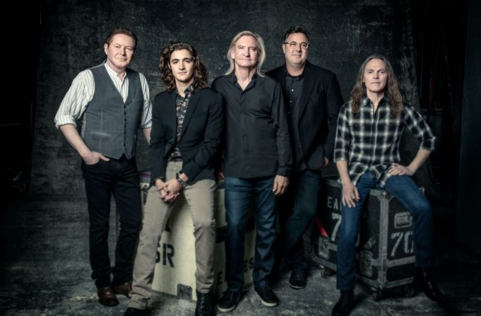 The Eagles Announce More 2018 Tour Dates