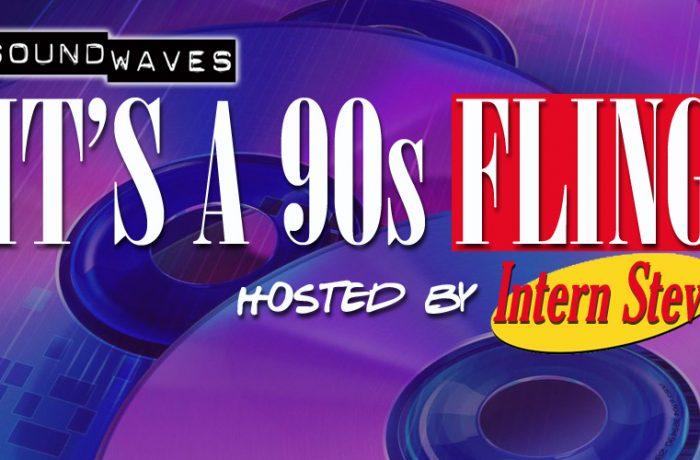 It's a 90s FLING