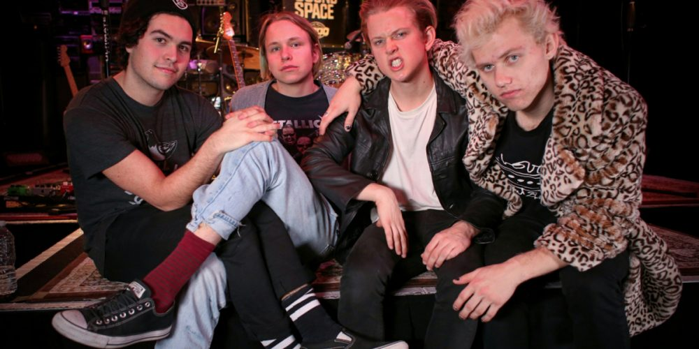 """Watch the new SWMRS Music Video for """"Trashbag Baby"""""""