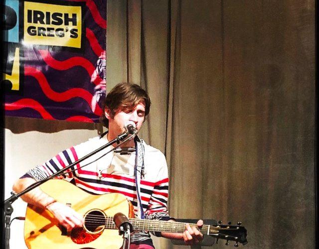 Renee & Irish Greg's Pop UP! Episode 44 – John Craigie