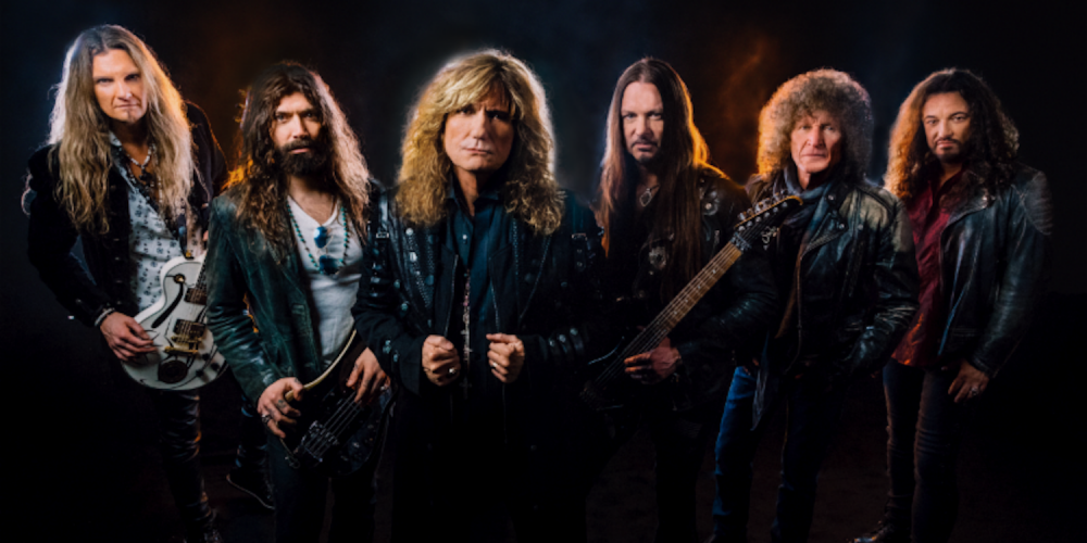 """Watch Whitesnake's new music video for """"Shut Up and Kiss Me"""""""