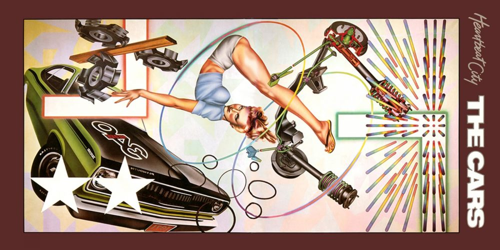 PopOff! Retro Review: The Cars – Heartbeat City