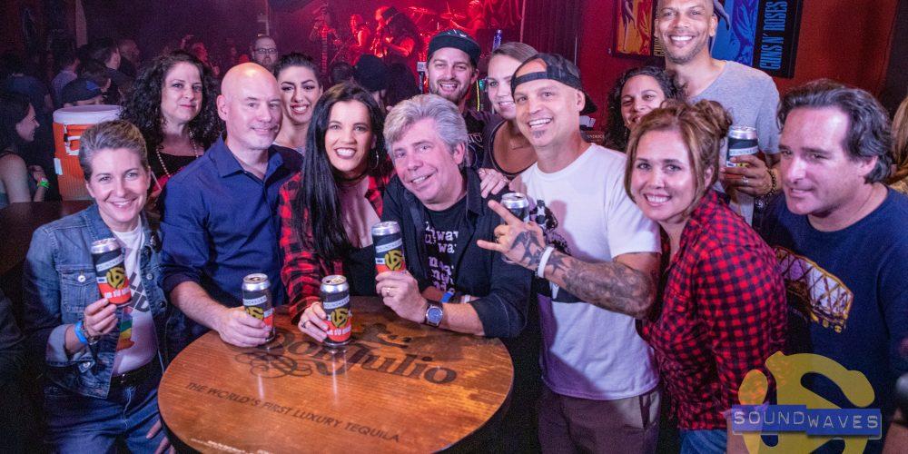 Beer Premiere! Soundwaves presents… One Sip Wonder