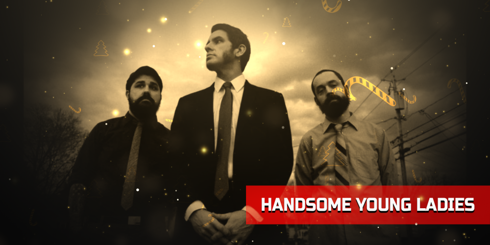 Soundwaves Xmas 2019: Handsome Young Ladies