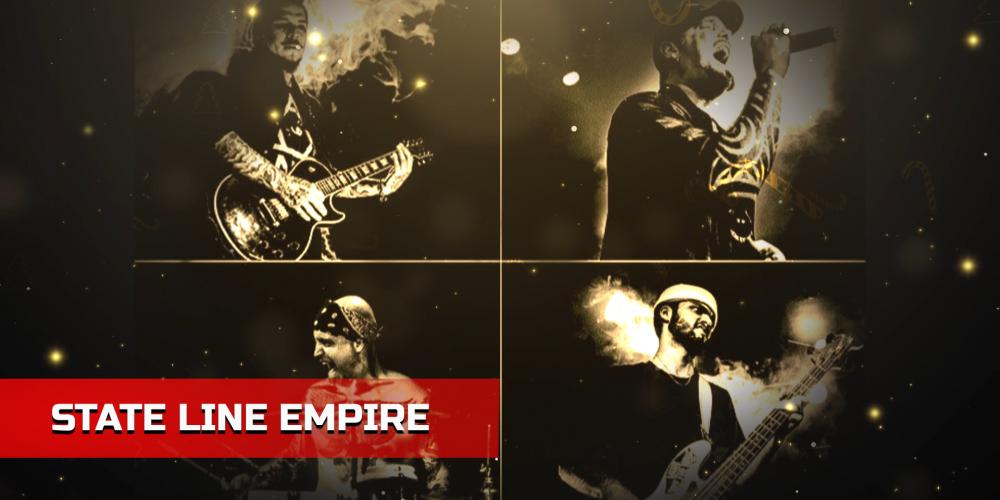 Soundwaves Xmas 2019: State Line Empire