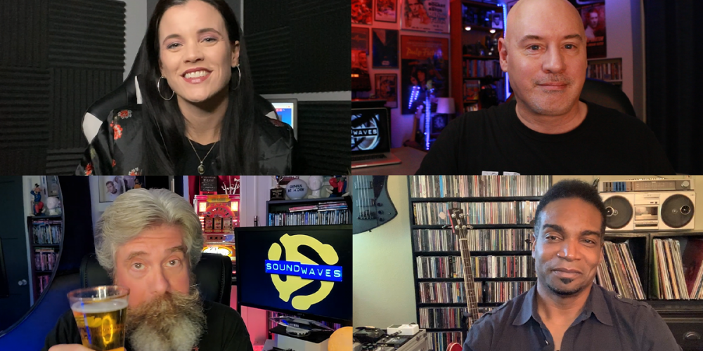 Soundwaves TV #75 – Up Your Stream