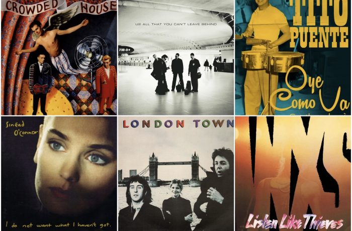 It's an 80s Thing: Desert Island Disc Challenge – Fully Loaded! – Crystal's Interview