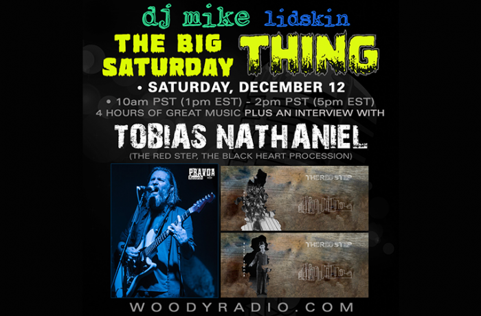 DJ Mike Show #172 – 12/12/2020: Tobias Nathaniel interview!
