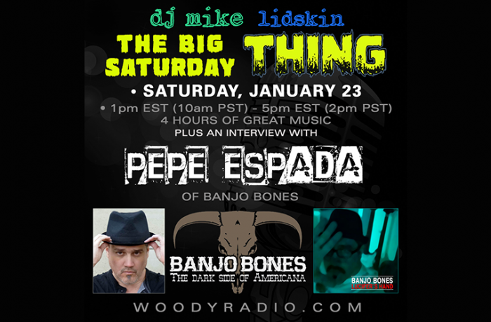 DJ Mike Show #184 – 1/23/2021: Pepe Espada interview!
