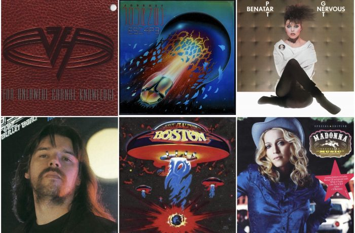It's An 80s Thing – Desert Island Disc Challenge – Christy's Edition