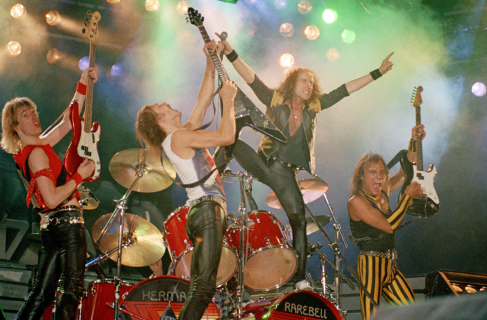 It's An 80s Thing #56 – Black & White (Our Hard Rock & Hair Metal Edition)