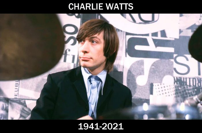Charlie Watts 1941-2021